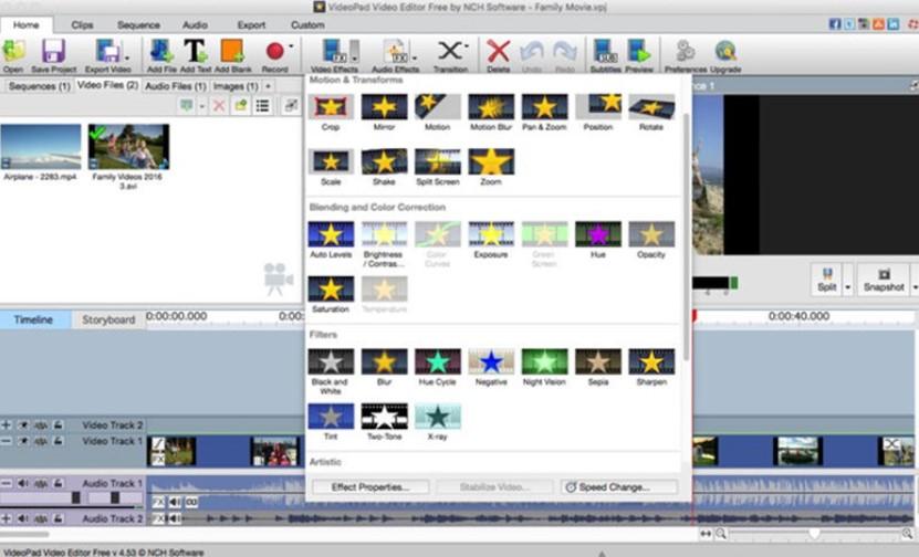 top 10 video editing software crack