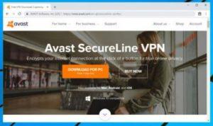 Avast Secureline VPN License File & Key 100% Working