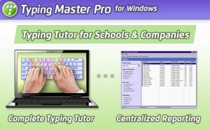typing master with serial key download