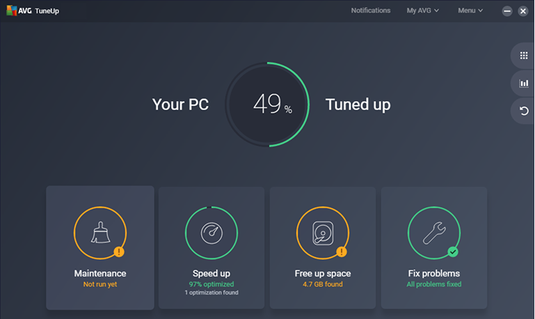activate your avg pc tuneup product key