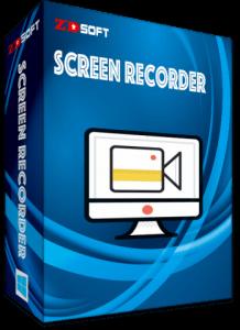 ZD Soft Screen Recorder 11.2.1 Crack + Keygen